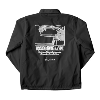 棄てられたミシン ~ 反転BW Coach Jacket