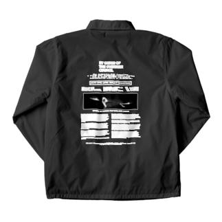 育良啓一郎 ∈ SCP-JPのSCP-3000 - Ananteshesha Coach Jacket