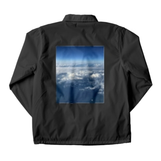 上の空 Coach Jacket