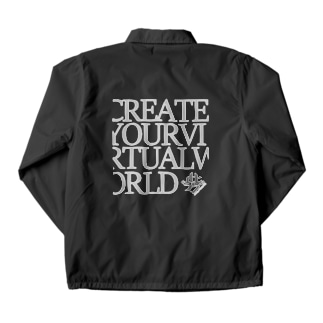 CREATEYOURVIRTUALWORLD Coach Jacket