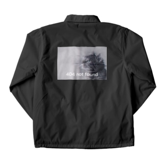 404 notfound Coach Jacket