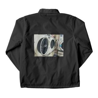 コインランドリー 02 Coach Jacket