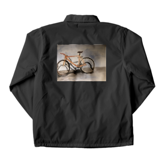 hayatexの盗まれた自転車の遺影です Coach Jacket