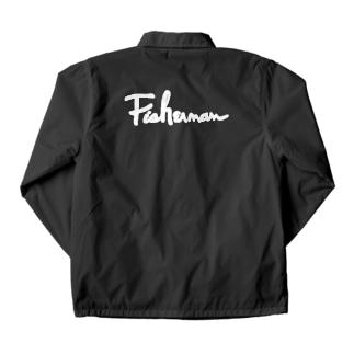 FFA Fisherman ロゴコーチジャケット Coach Jacket