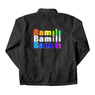 Bamili 〈ver.2〉 Coach Jacket