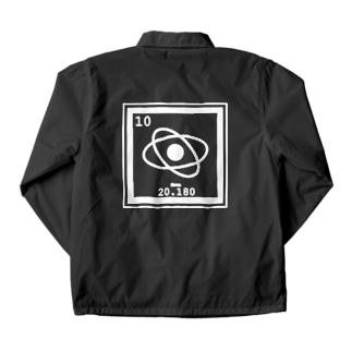 【i sho】Neonシリーズ Coach Jacket