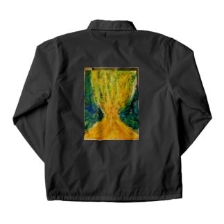 Tree of life Coach Jacket