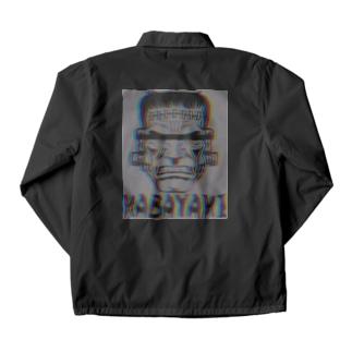 蒲焼き Coach Jacket