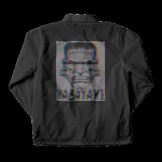 hanage1012の蒲焼き Coach Jacket