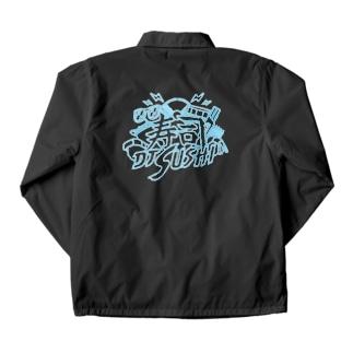 噂の!DJ SUSHI TOKYO公式グッズ Coach Jacket
