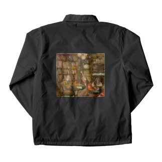 IN THE ROOM WITH THE PIANO Coach Jacket