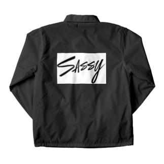 Sassy Coach Jacket