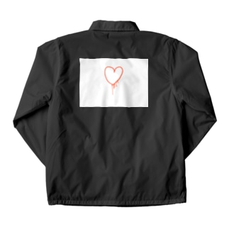 my heart Coach Jacket