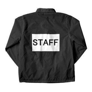 スタッフ STAFF が着用するやつ Coach Jacket
