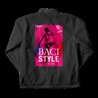 BACI  fashionの03-C Coach Jacket