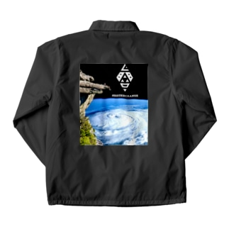 LOST ALIEN 19' Limited Edition 👽🖤 Coach Jacket