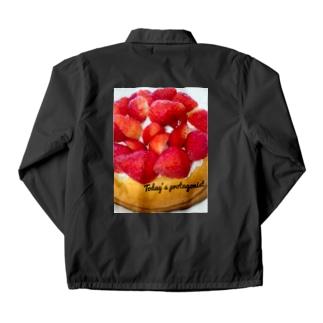 ケーキ Coach Jacket