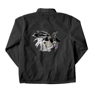 Fxxk yxu☻ Coach Jacket