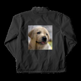 dohshinのラブラドール・レトリバーの子犬 Coach Jacket