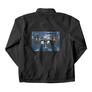 国際宇宙ステーション( ISS ) Coach Jacket