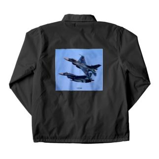 JASDF Mitsubishi F-2 Coach Jacket