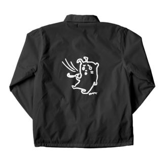 YuwarurE【ユワルレ】のKupopopo Coach Jacket