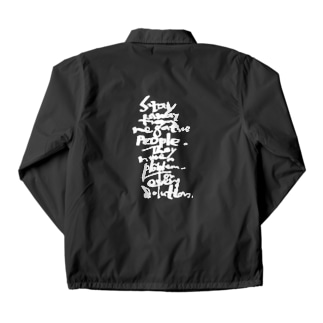 WORD Coach Jacket