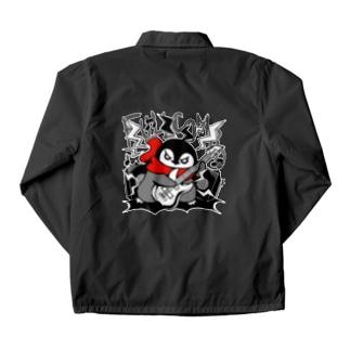 焼きペン フルコンボ  Coach Jacket