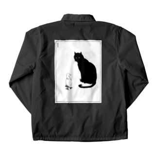 Can you purr? Coach Jacket