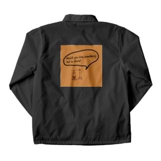 hot Coach Jacket