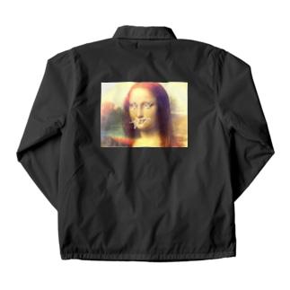 Mona Lisa Coach Jacket