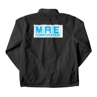 ノスタルジックメーカー(MRE) LightBlue Coach Jacket