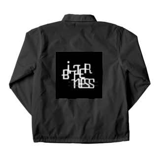 BiTTERNESS グッズ Coach Jacket
