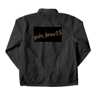 gishi_brew15 Coach Jacket