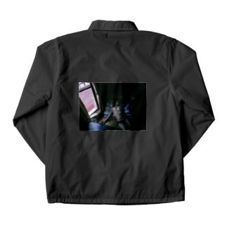 絵の裸 Coach Jacket