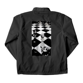 チェス モノトーン Coach Jacket