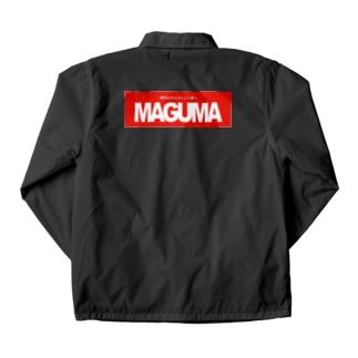 MAGUMAコーチジャケット Coach Jacket