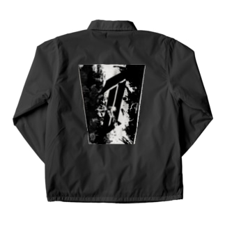 T.I.E GRAY Coach Jacket