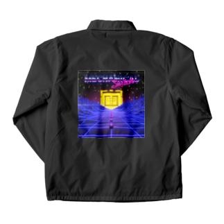80's Mechanical Switch Coach Jacket