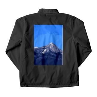 泉ヶ岳 Coach Jacket
