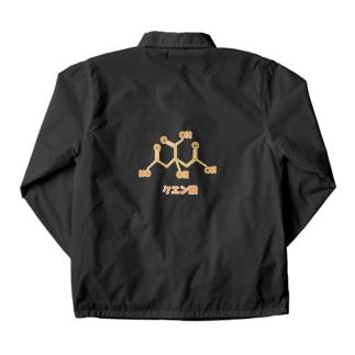 クエン酸 Coach Jacket