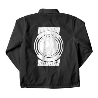 Kamikaze stuntビックロゴ Coach Jacket