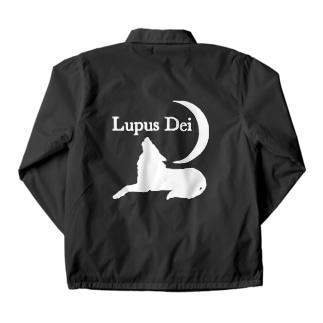 Lupus Dei 公式グッズ Coach Jacket