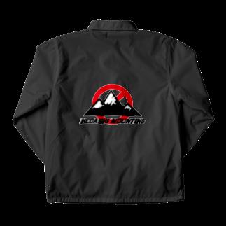 ツイッターインベストメントアパレル事業部のStop 'kedashi' mounting Coach Jacket