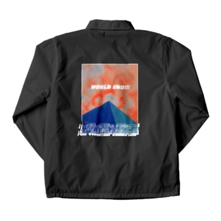 world end! Coach Jacket