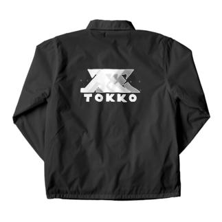 TOKKO-D Coach Jacket