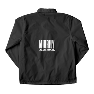 MIORILY monotone Coach Jacket