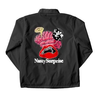 Nasty Surprise Coach Jacket