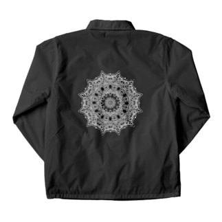 曼荼羅乃型一 Coach Jacket