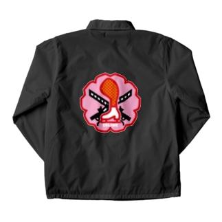パ紋No.3424 CELINE  Coach Jacket